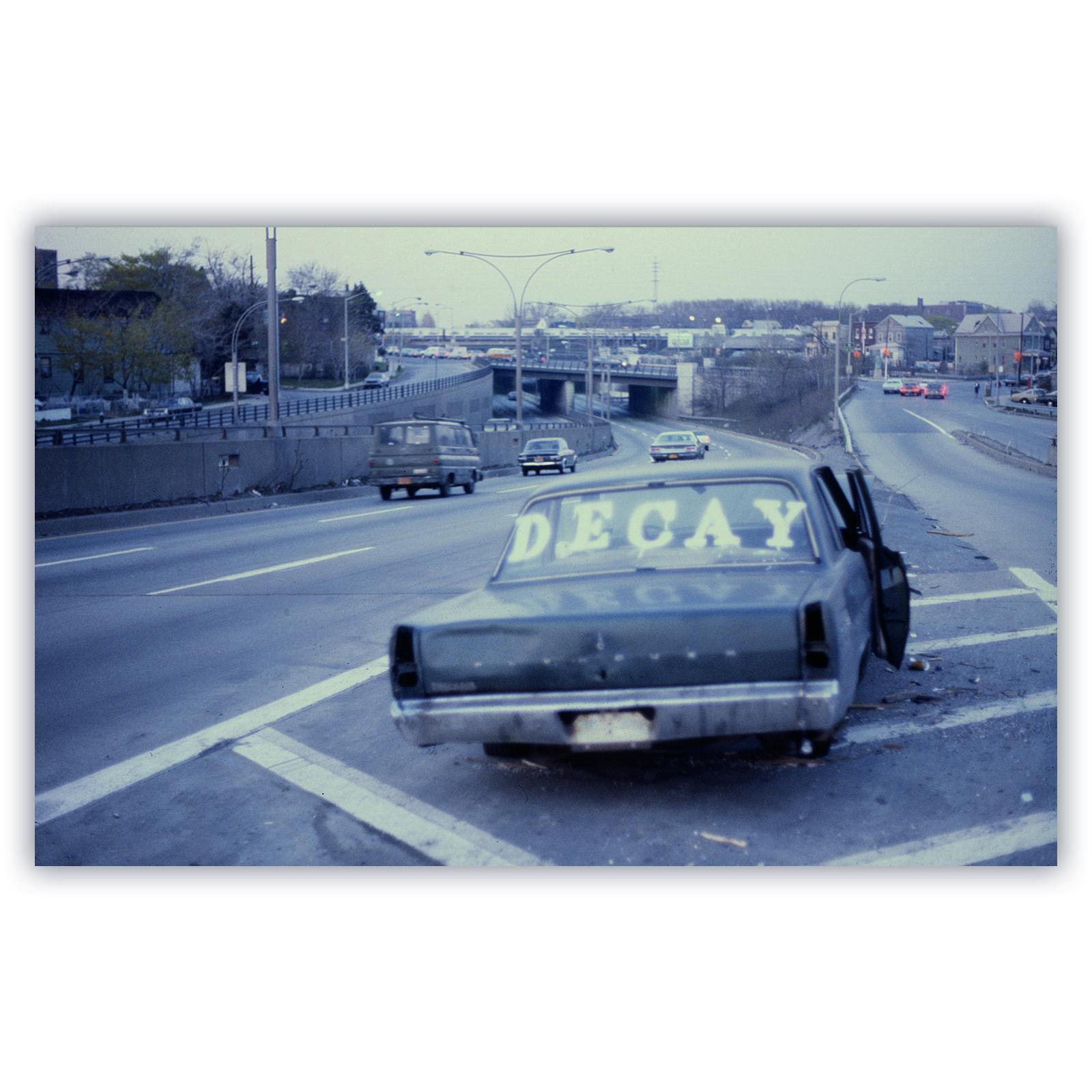 Decay - Woodside NY