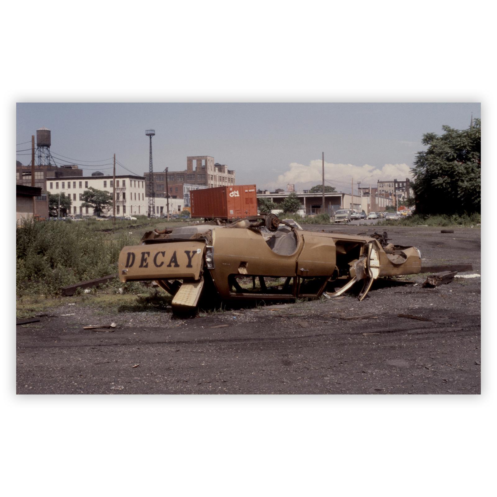 Decay - Long Island City NY